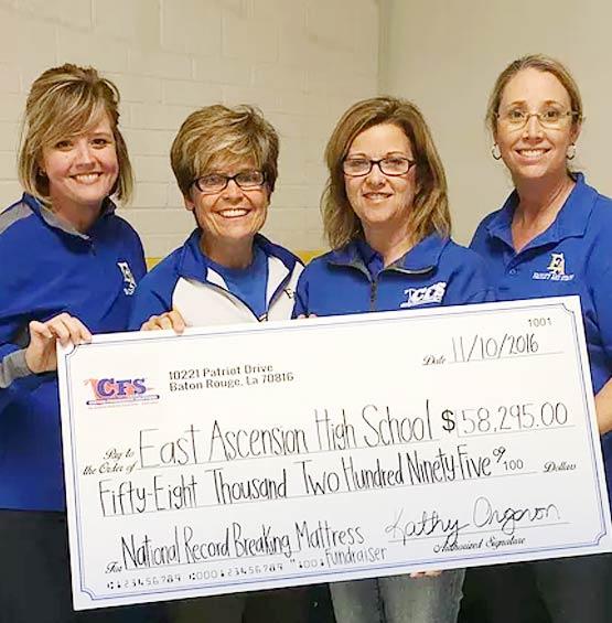 CFS East Ascension High School $58295