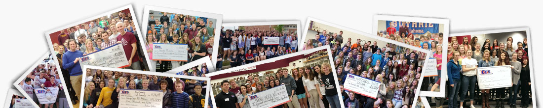 CFS Collage of Successful Fundraisers