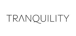 Tranquility Logo Black and White