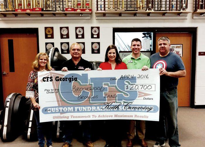 CFS Georgia Brookwood for $20700