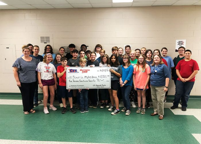 CFS Schley Co MS HS Band $5725