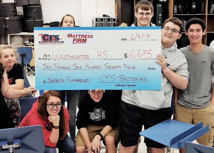 CFS Westminster Highschool for $6675