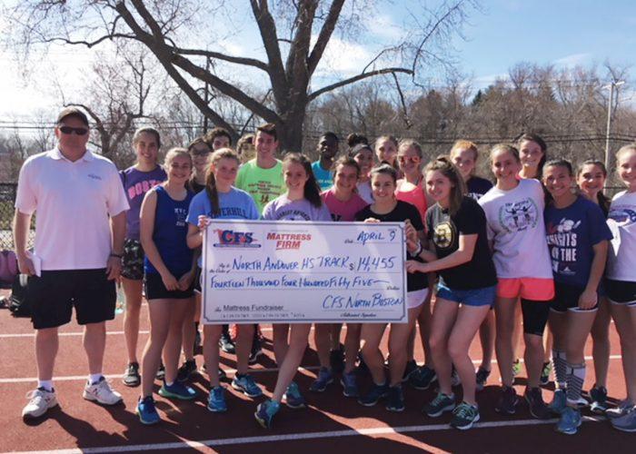 CFS North Andenver Highschool Track $14455