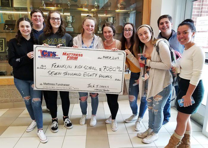 CFS Franklin High School $7080