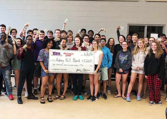 CFS Charlotte Ardrey Kell Band for $8260