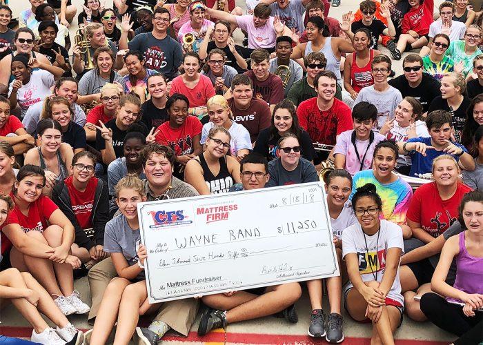CFS Wayne Band for $11250