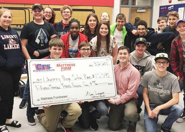 CFS Liberty High School Band for $15340