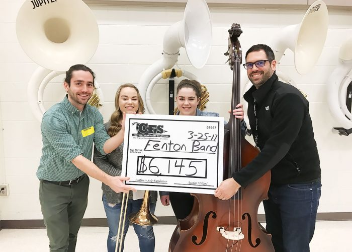 CFS Detroit North, Fenton Band for $6145