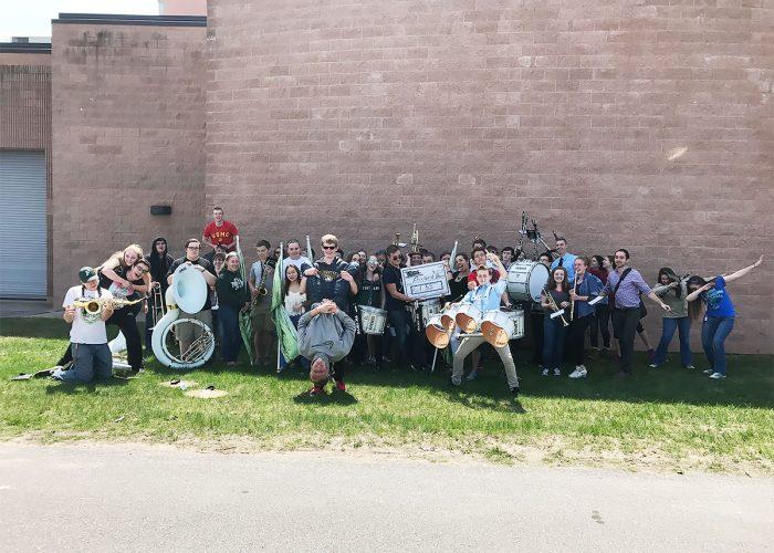 CFS Detroit North Band