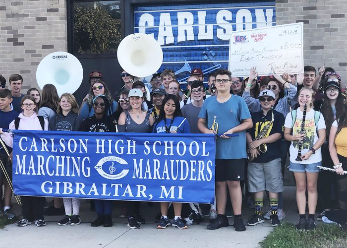 CFS Carlson High School Marching Marauders