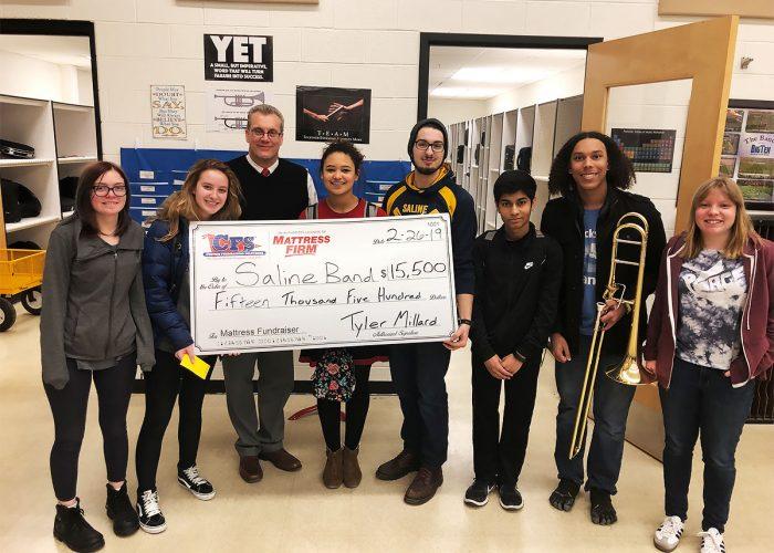 CFS Saline Band $15,500