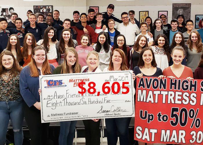 CFS Evon Friends of Music for $8605