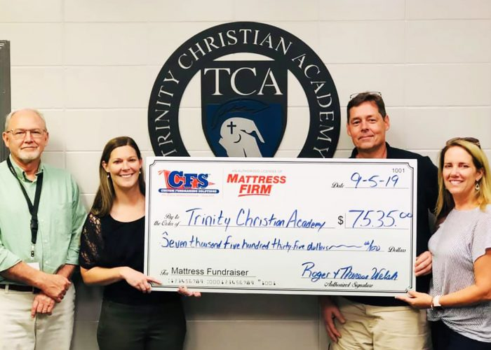 CFS Trinity Christian Academy $7535
