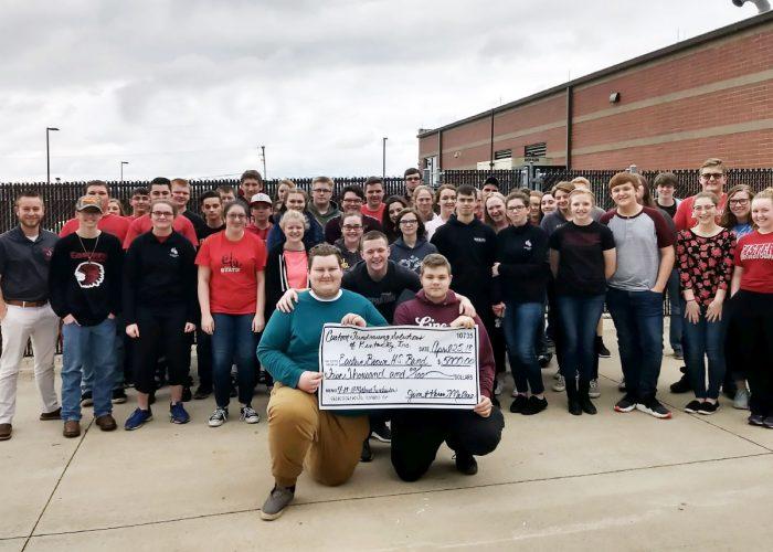 CFS Kentucky School for $5000