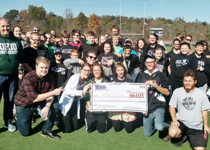 Oak Hill Highschool Band $6105