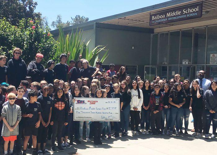 Balboa Middle School California $5775
