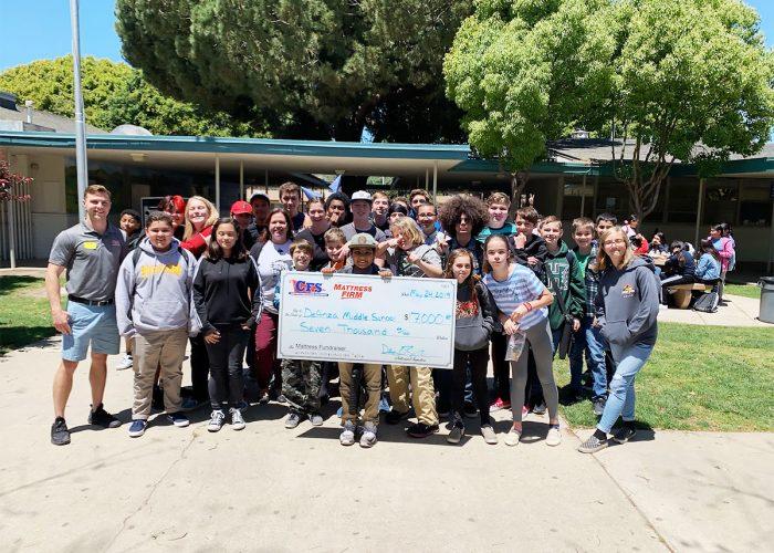 CFS DeAnza Middle School $7000