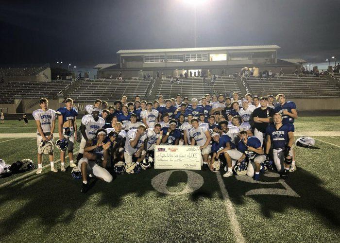 CFS Omaha Football Team