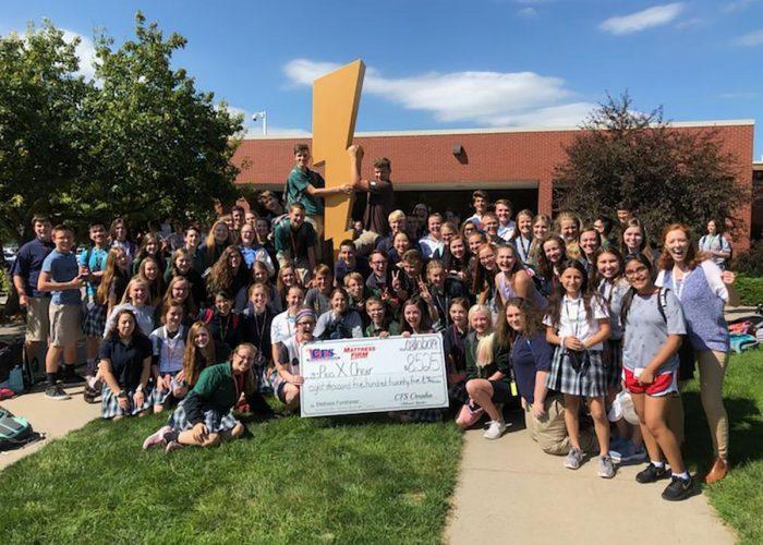 CFS Omaha Choir $8525